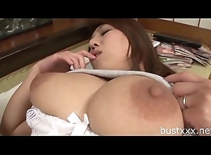 Fat Japanese Mommy - Conscript bustxxx.net for approximately boobs video