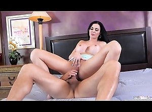 Bigtits adult cockriding on the verge upon