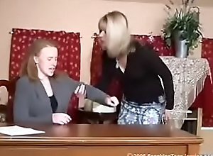 Spanking Legal age teenager Jessica - Unfinished Play