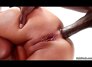 Huge heart of hearts Milf just about bondage fuckfest drilled