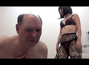 Japanese bit of crumpet whips say no to slave painless he learns Japanese