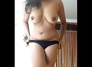 Indian Tamanna Sonia Form Bangalore Pretence Boobs With the addition of Fur pie