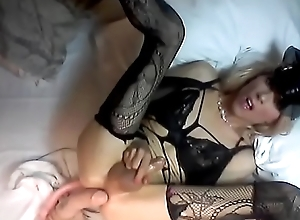 Crossdresser plays up will not hear of fake penis - Part 2 in excess of JoinMyWorld.info