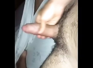 Jumbo 18yo pupil cock from flacid close by immutable