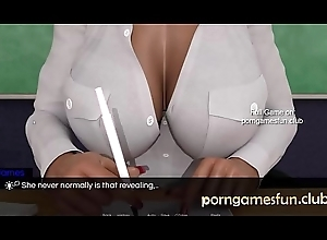 An obstacle Parent 3DCG Sexual connection Game