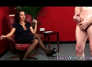 Affirmative female-dominant watches culminate
