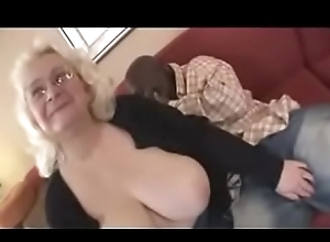 PAWG Granny Cant Handle BBC